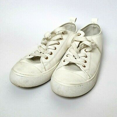 Anko White Sneaker Shoes Converse All Star Style