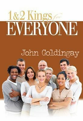 1 and 2 Kings for Everyone (The Old Testament for Everyone), , Goldingay, John,