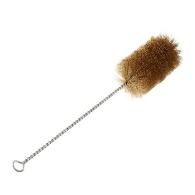 """5Pcs Tube Wire Brush Cleaning Brushes Copper Alloy Filament 12.5/"""" Long 2//5/"""" DC"""