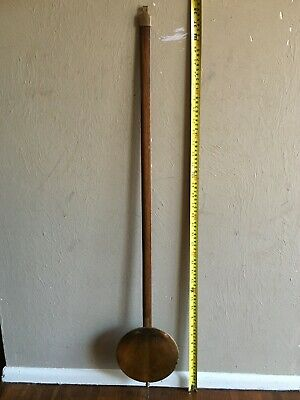 Antique/Vintage Grandfather Clock pendulum