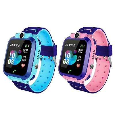 Q12 1.44 inch Touch Screen LBS Positioning IP67 Kids Smart Talking Watch N#S7