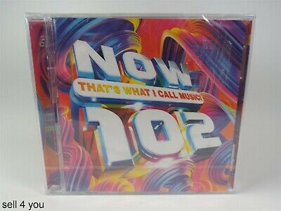 NOW Thats What I Call Music! 102 - Various Artists CD - New & Sealed UK