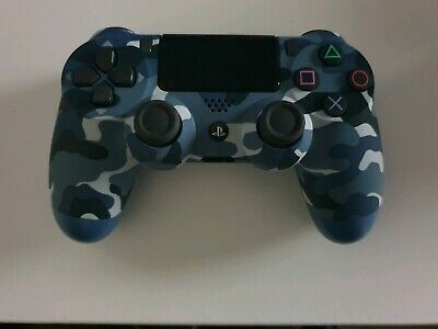Ps4 Dualshock 4 controller Wireless bluetooth Camo Blue For Play Station 4