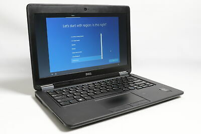 "12.5"" Dell Latitude E7250 i7-5600U 2.60GHz, 250GB SSD, 8GB, Free Shipping!"
