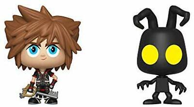Funko 37017 VYNL 4 2-Pack Kingdom Hearts 3 Sora  Heartless, Multi