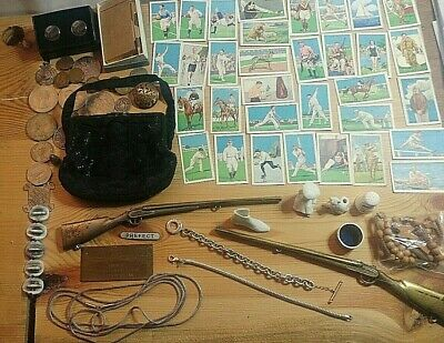 Vintage Joblot collectables curios Draw Finds Mixture NO BUY IT NOW