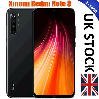 "Xiaomi Redmi Note 8 Global Version 4+64GB MIUI 10 Snapdragon 665 6.3"" Smartphone"