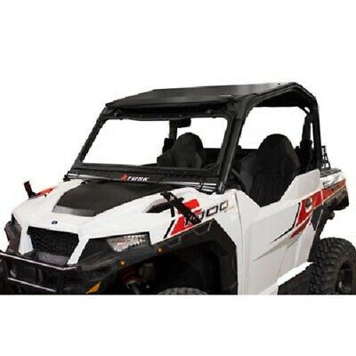 Tusk Removable Full Windshield Wind Shield Polaris General 1000 EPS 4 2016-18