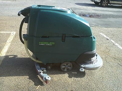 "Nobles Speed Scrub SS5 32""Floor Scrubber under 1000 hours, 60 day parts WARRANTY"