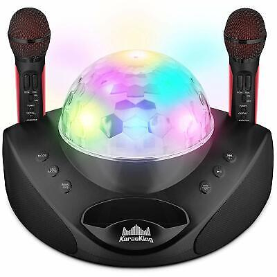 Wireless Karaoke Machine Microphone for Adults and Kids New 2020 Pro System