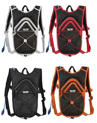 Hydration Pack + 2L Water Bladder Bag Hydration Backpack Hiking Camping Running