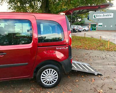 Renault Kangoo Automatic wheelchair disabled accessible mobility vehicle car