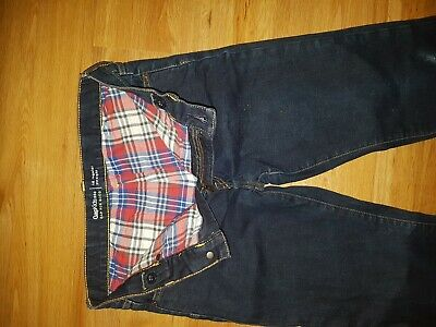 Gap Kids Jeans 16 Regular Straight Lined