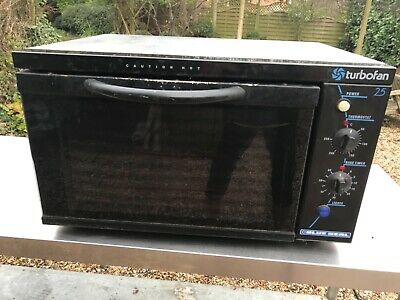 used blue seal turbofan oven