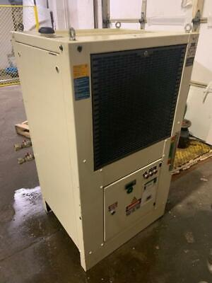 BKW WRK10/ZR34-CH2 Refrigerated Water Chiller, 460V 3500 l/min 2004 0408802472/3