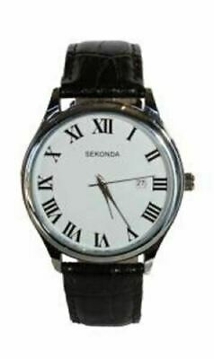 Sekonda 1476 Mens Watch Classic Style  Roman Numerals with Choice of Strap