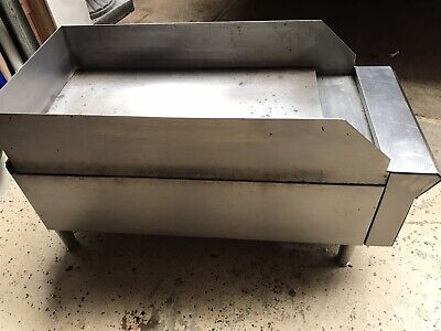 commercial flat top grill gas