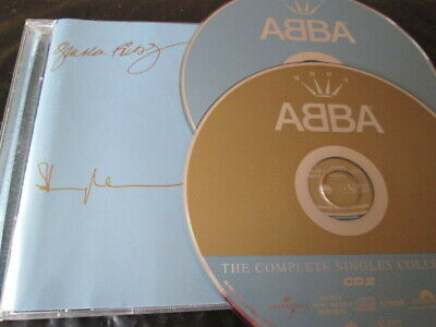 Abba - The Complete Singles Collection 2-Cd: Greatest Hits Very Best Gold Mint
