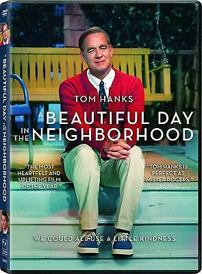 A Beautiful Day in the Neighborhood (DVD,2019) NEW