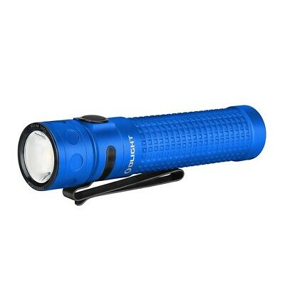 Olight  S2R II Baton Pro Blue -Limited Edition- 2000 Lumens Collectors Edition