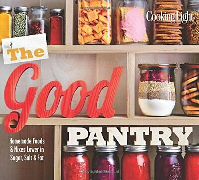 The Good Pantry  Homemade Foods   Mixes Lower in Sugar  Salt   Fat