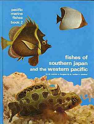 Fishes of Southern Japan   the Ryukyu Islands  Pacific Marine Fishes