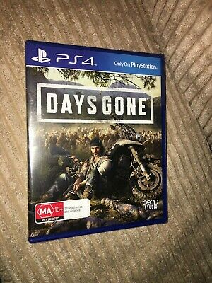 NEW SEALED Days Gone PS4 Game Playstation 4
