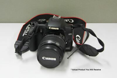 Canon EOS 1000D DSLR with EF-S 18-55mm IS Lens - SUPER LOW SHUTTER COUNT 3160