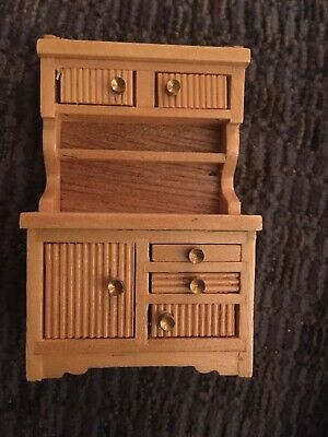 2 Dollhouse Miniature Unfinished Metal 1:24th scale Door Hasp