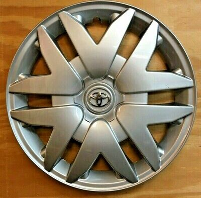1 Replacement Hubcap for Toyota Sienna 2004 2005 2006 2007 2008 2009 2010 61124