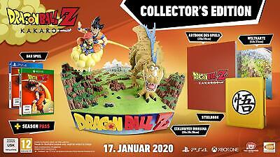 Dragon Ball Z: Kakarot Collector's Limited Edition Ps4 Italiano Play Station 4