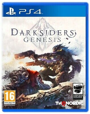 Darksiders Genesis Ps4 Gioco Play Station 4 Videogioco Eu Italiano Sigillato