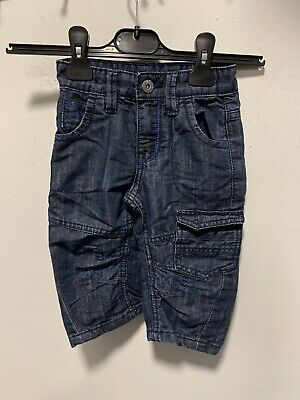 Boys cute combat jeans size 3 Years Adjustable waist excellent condition