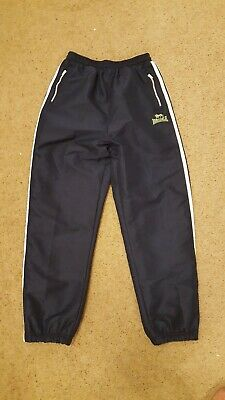 Girls Lonsdale Track Bottoms Age 11-12