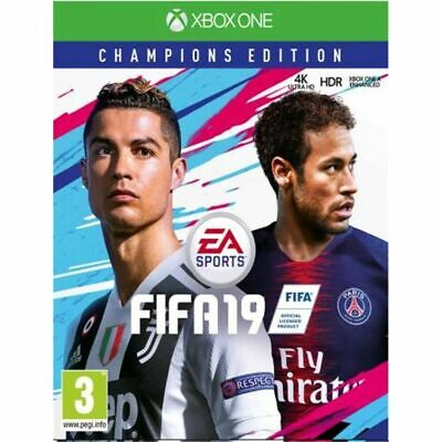 FIFA 19 Champions Edition Xbox One PAL