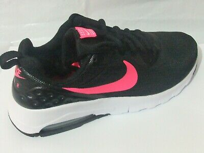 Nike Air Max Motion Girls Womens Shoes Trainers Uk Size 4-5.5    917654 001