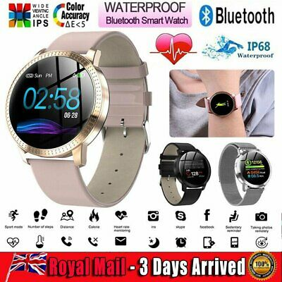Fitness Smart Watch Activity Tracker Fitbit Android iOS Heart Rate Women Mate UK