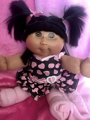 Mint Southamerican HISPANIC Doll ~ Black Silk Hair ~ In ALL Her Original Clothes