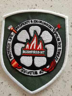 Bushfires Nt  .. Northern Territory Fire  .. Patch .. New