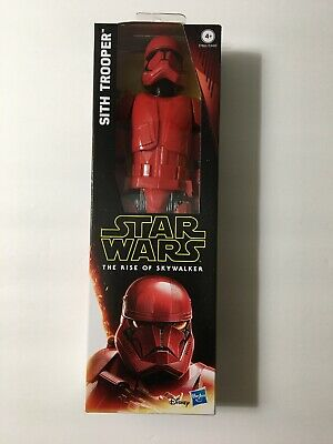 Star Wars The Rise Of Skywalker Sith Trooper 12 Inch Action Figure