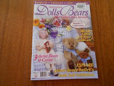 Australian Dolls Bears & Collectables Annual - Vol 7 No 6 - Issue 42 - (2000) -