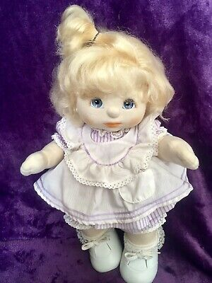 DOLL IS NOT INCLUDED! Original MC PURPLE Pinafore Outfit