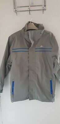 Tresspass Boys Water Resistant Outdoor Jacket size 8 - 9 years