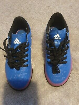 Adidas Messi Astro Football Shoes/trainers Kids Size 11
