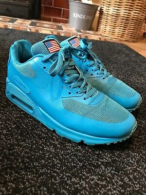 air max 90 hyperfuse turquoise