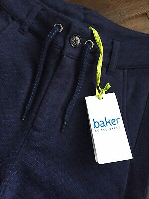 Ted Baker Boys Trousers Age 9-10