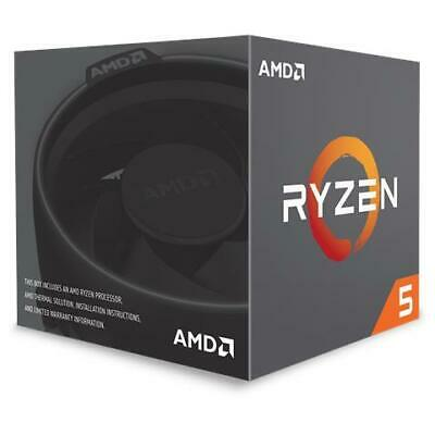 AMD Ryzen 5 1600 Desktop CPU - AM4   Hex Core   3.2 GHz  19MB   65W  YD1600BBAEB