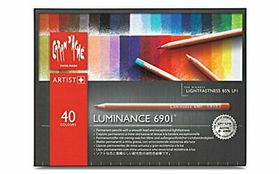 Caran DAche Artist Luminance Pencil Set Set of 40