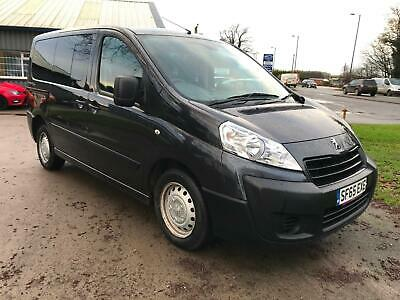 Peugeot Expert Tepee 2.0HDi Wheelchair access adapted disabled mobility vehicle