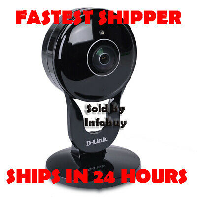 D-Link DCS 2530L-180-Degree Day_Night WiFi Security Camera 1080P -SHIPS IN 24HR